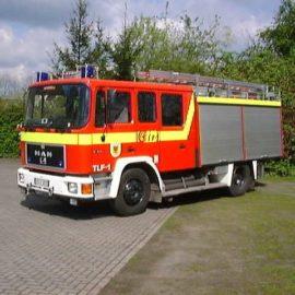Ab sofort ist die Rubrik Feuerwehr aktiv